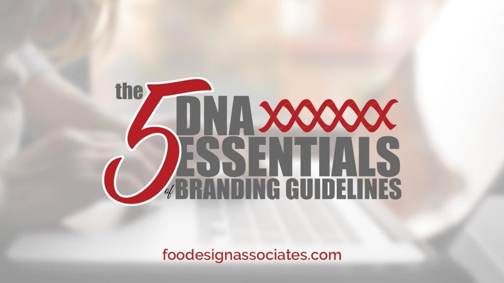 5 Essentials of Unified Brand Design