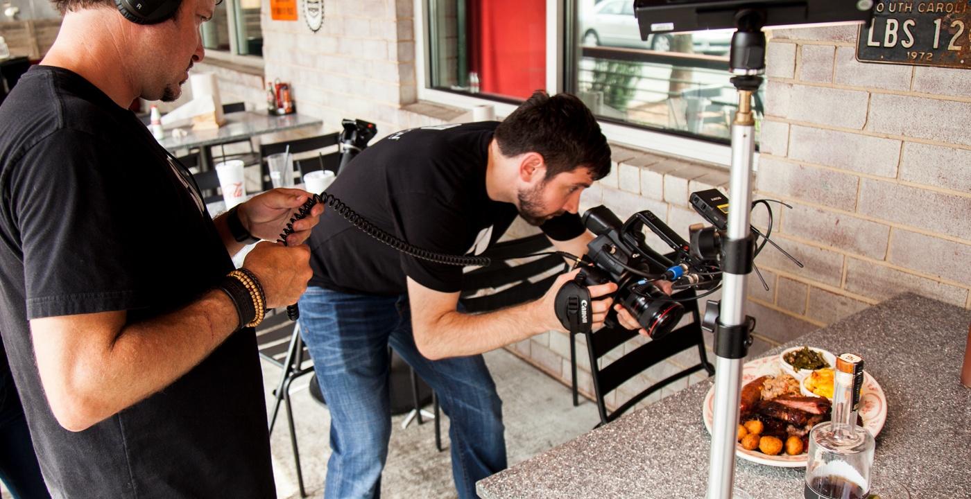 Foodesign Video Shoot at Midwood Smokehouse