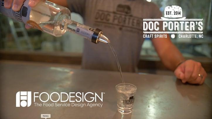 Doc Porters  - Foodesign Local Charlotte Spotlight