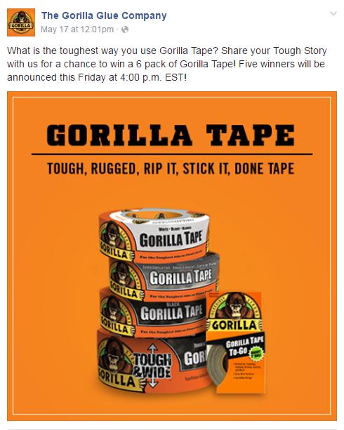 GorillaGlueSocial