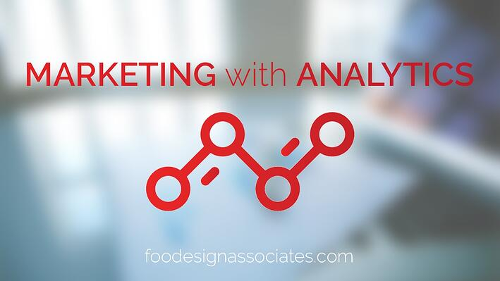 Marketing with Analytics